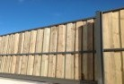 Arcadia QLD Lap and cap timber fencing 1