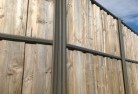 Arcadia QLD Lap and cap timber fencing 2