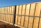 Arcadia QLD Lap and cap timber fencing 4
